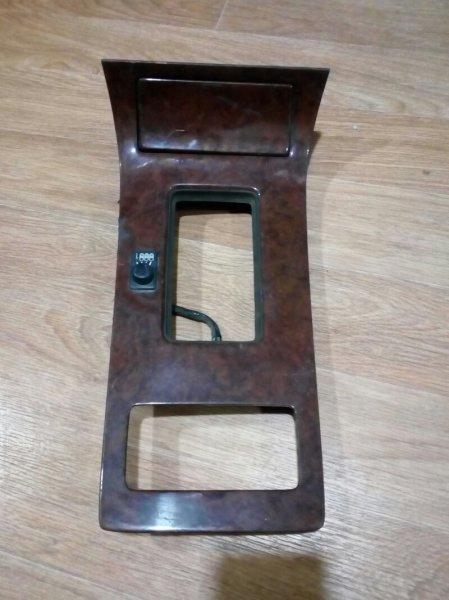 консоль КПП NISSAN LAUREL HC34 RB20E 1993-1997
