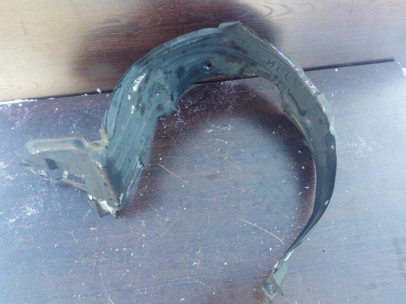 подкрылок TOYOTA ALLEX NZE121 1NZ-FE 2002-2004 передний левый