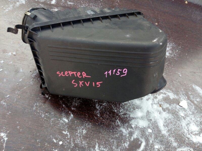корпус воздушного фильтра TOYOTA SCEPTER SXV15 5S-FE 1992-1994