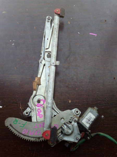 стеклоподъемник TOYOTA GAIA SXM10 3S-FE 1998-2001 передний правый