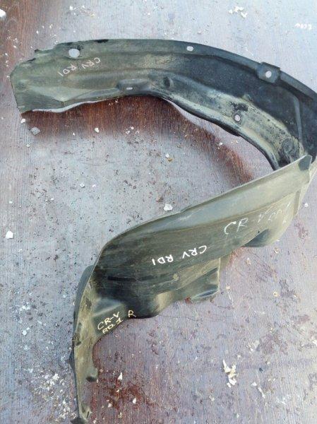 подкрылок HONDA CR-V RD1 B20B 1995-2001 передний правый