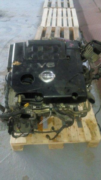 двигатель NISSAN TEANA J31 VQ23DE 2003-2005