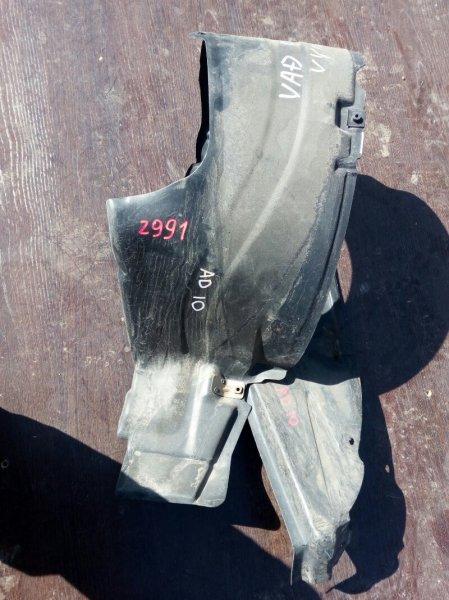 подкрылок NISSAN AD VFY10 GA15DE 1990-1999 передний левый