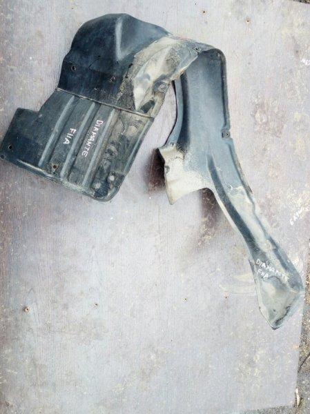 подкрылок MITSUBISHI DIAMANTE F13A 6G73 1990-1994 передний левый