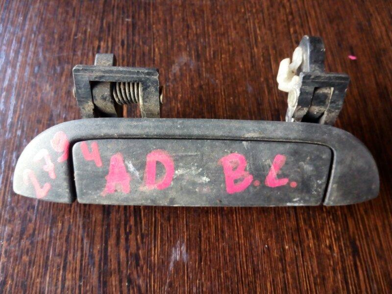 ручка двери внешняя NISSAN AD VFY11 QG15DE 1999-2008 задний левый