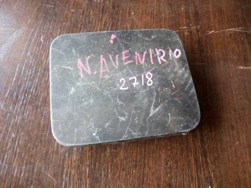 лючок бензобака NISSAN AVENIR PW10 SR20DE 1990-1999