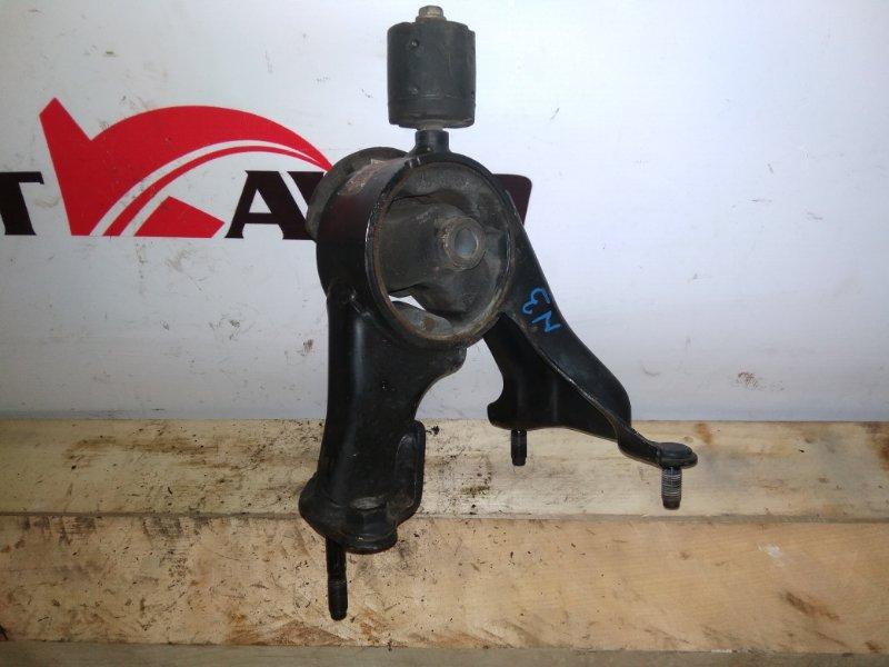 подушка двигателя TOYOTA COROLLA AXIO NZE141 1NZ-FE 2006-2008 задний