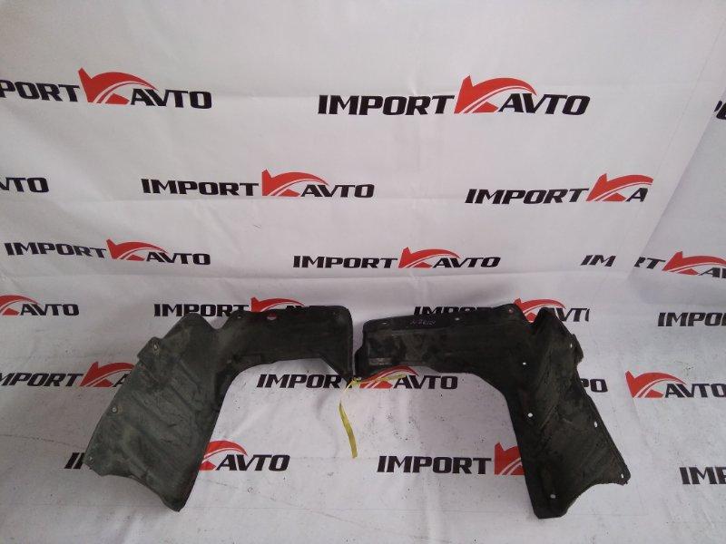 защита двигателя TOYOTA COROLLA RUNX NZE121 1NZ-FE 2002-2004