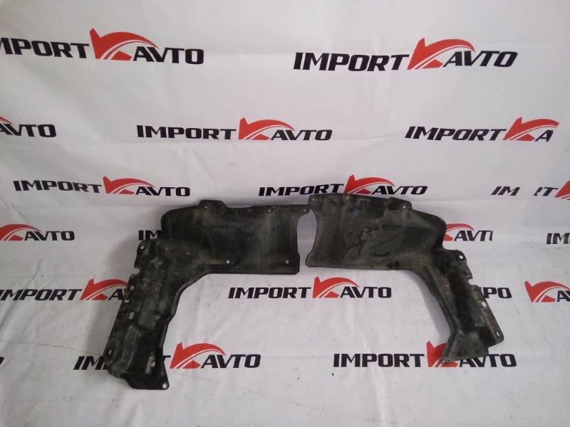 защита двигателя TOYOTA COROLLA AXIO NZE141 1NZ-FE 2006-2008