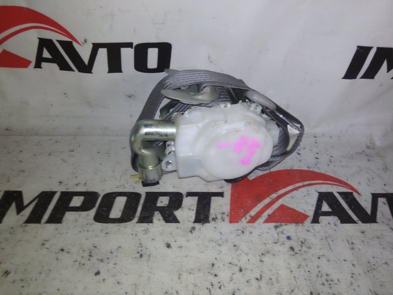 ремень безопасности TOYOTA COROLLA AXIO NZE141 1NZ-FE 2006-2008 задний левый