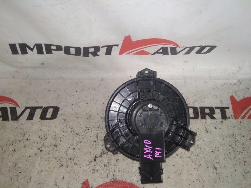 мотор печки TOYOTA COROLLA AXIO NZE141 1NZ-FE 2006-2008