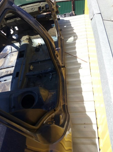 порог кузова RENAULT SYMBOL LB K7J 2002-2006  правый