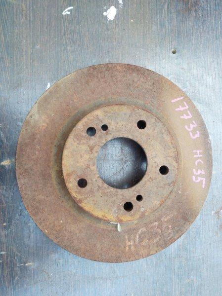 диск тормозной NISSAN LAUREL HC35 RB20DE 1997-2002 передний