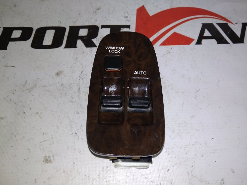 блок управления стеклоподъемниками TOYOTA ESTIMA EMINA CXR10 3C-TE 1996-1999 передний правый