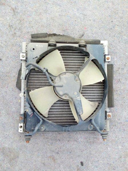 радиатор кондиционера HONDA PARTNER EY7 D15B 1996-2006