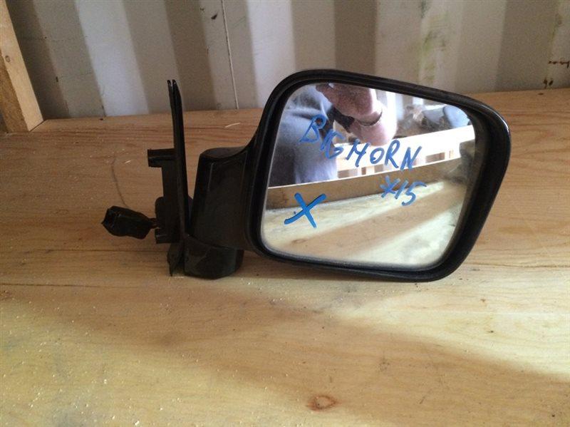 зеркало ISUZU BIGHORN UBS69DW 4JG2 1993-1998  правый