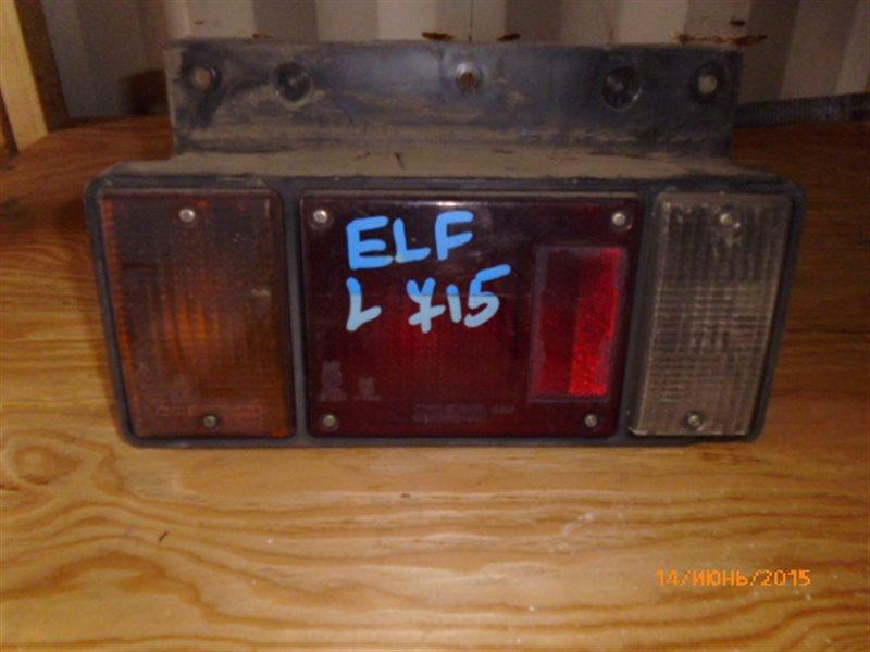 стоп-сигнал ISUZU ELF   1997 задний левый