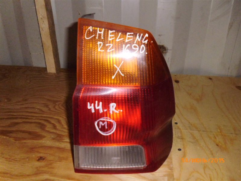 стоп-сигнал MITSUBISHI CHALLENGER K96W 6G72-GDI 1996-2001 задний правый