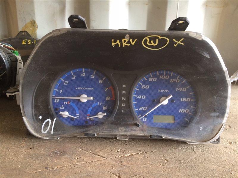 щиток приборов HONDA HR-V GH1 D16A 1998-2005