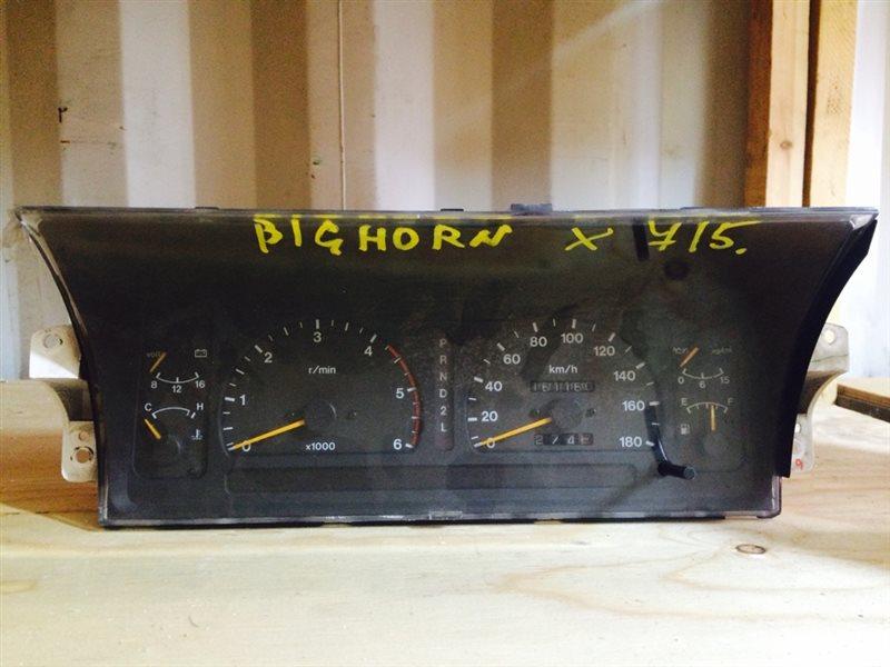 щиток приборов ISUZU BIGHORN UBS69DW 4JG2 1993-1998