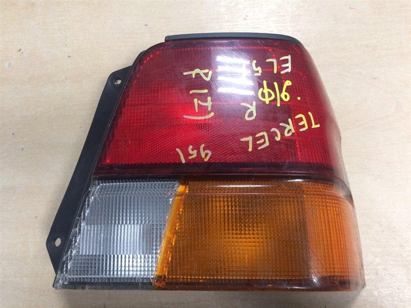 стоп-сигнал TOYOTA TERCEL EL51 4E-FE 1994-1997  правый