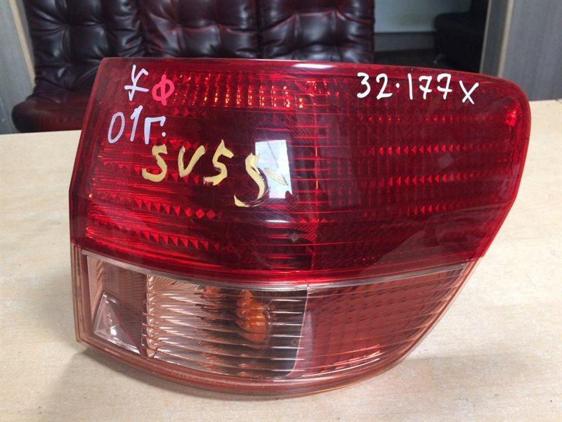 стоп-сигнал TOYOTA VISTA ARDEO SV50 3S-FSE 2000-2003  правый