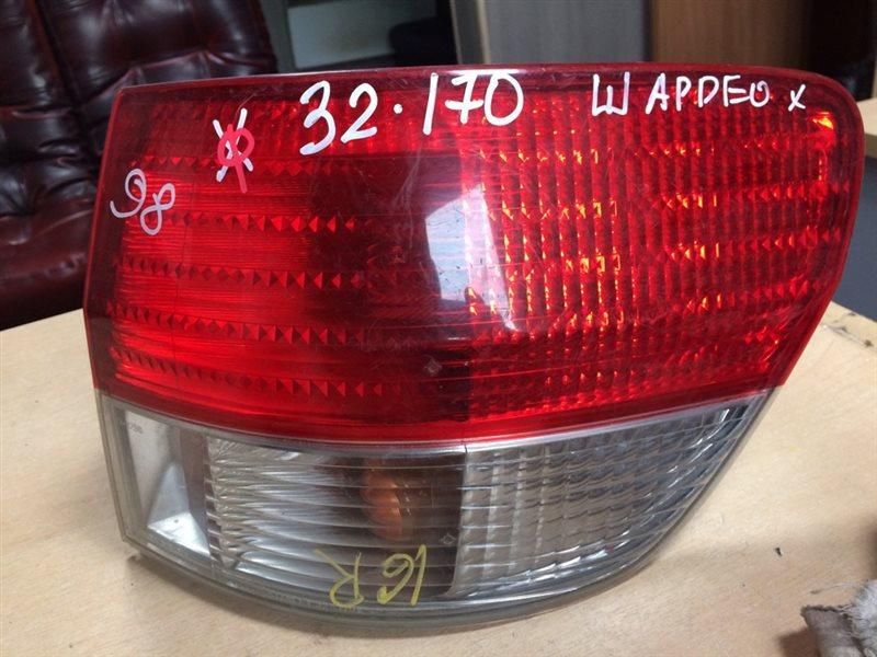 стоп-сигнал TOYOTA VISTA ARDEO SV50 3S-FSE 1998-2000  правый
