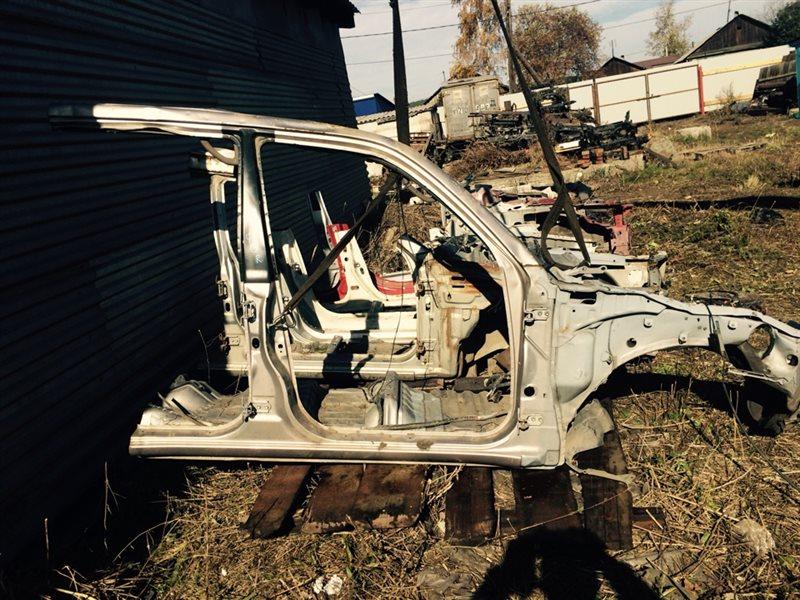 порог кузова TOYOTA LAND CRUISER HDJ101 1HD-FTE 1998-2005  правый