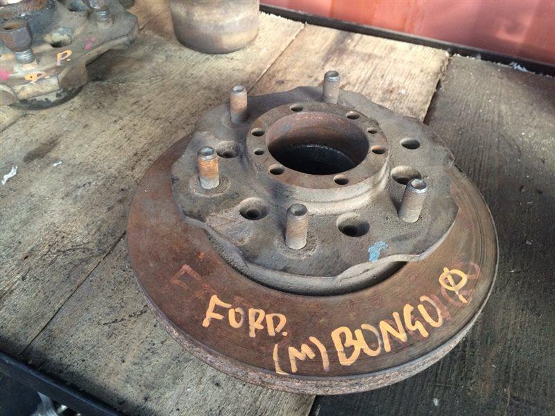 ступица MAZDA BONGO SSF8W RF 1990-1999 передний