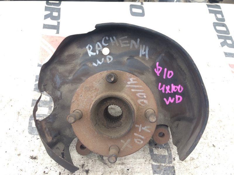 ступица NISSAN RASHEEN RFNB14 GA15DE 1994-2000 передний правый
