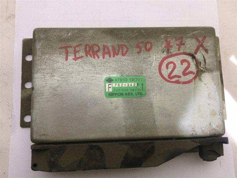 блок управления ABS NISSAN TERRANO RR50 QD32ETi 1995-2002