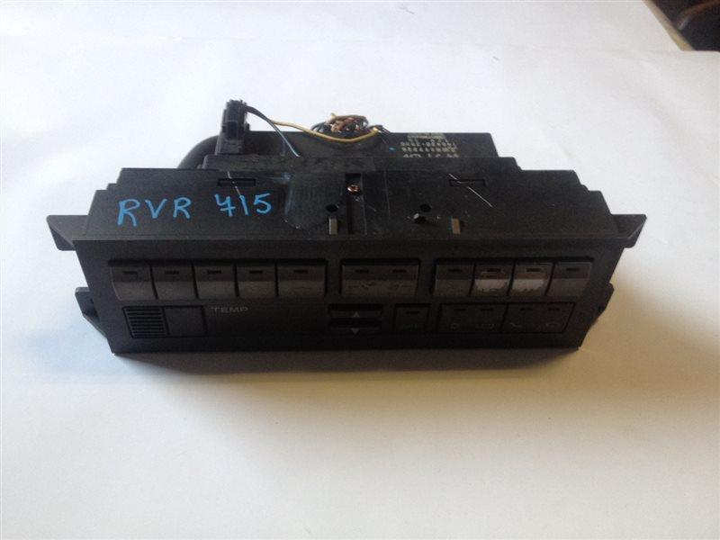блок управления климат-контролем MITSUBISHI RVR SPORT GEAR N28W 4D68T 1991-1997
