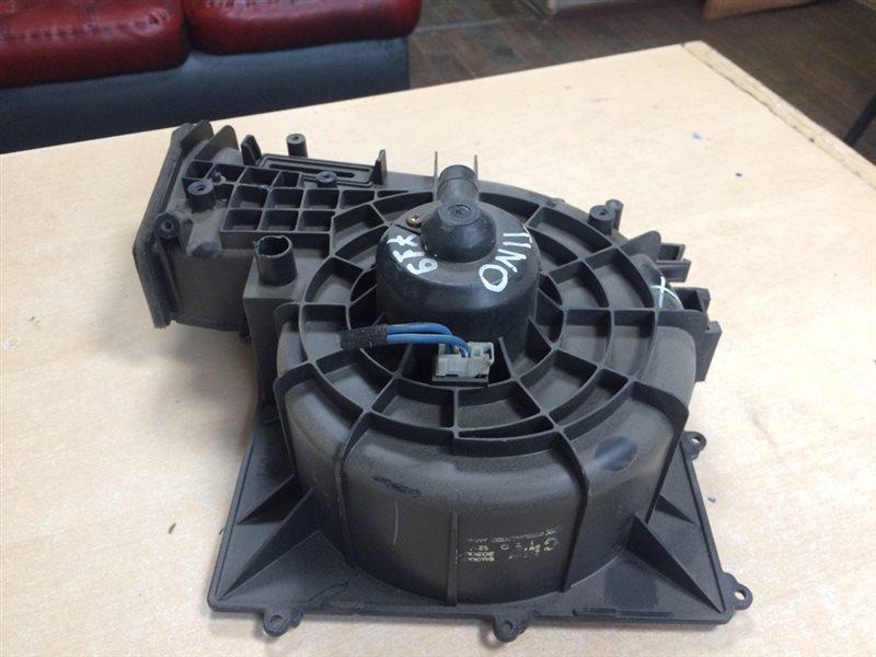 мотор печки NISSAN TINO V10 QG18DE 1998-2003