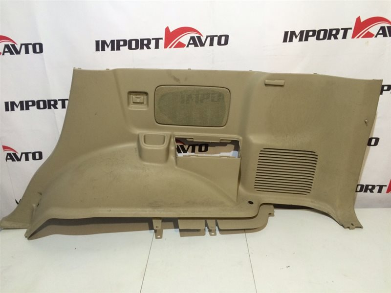 обшивка багажника LEXUS GX470 UZJ120 2UZ-FE 2002-2009 задний правый