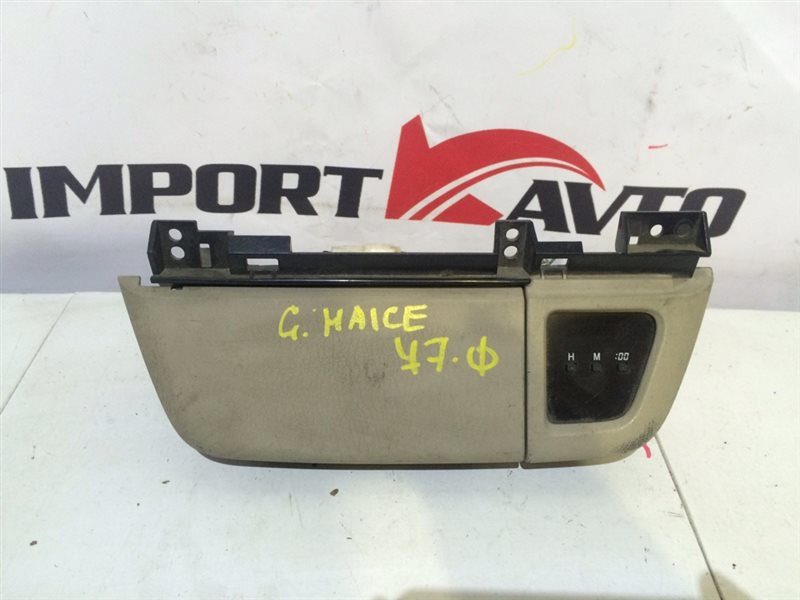 часы TOYOTA GRAND HIACE VCH16W 5VZ-FE 1999-2002