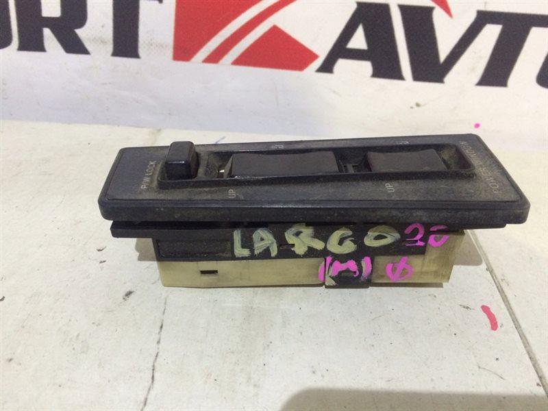 блок управления стеклоподъемниками NISSAN LARGO KUGC22  1986-1993 передний правый