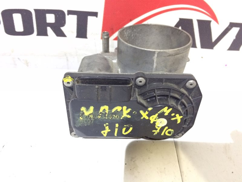 дроссельная заслонка TOYOTA MARK X GRX120 4GR-FSE 2004-2009