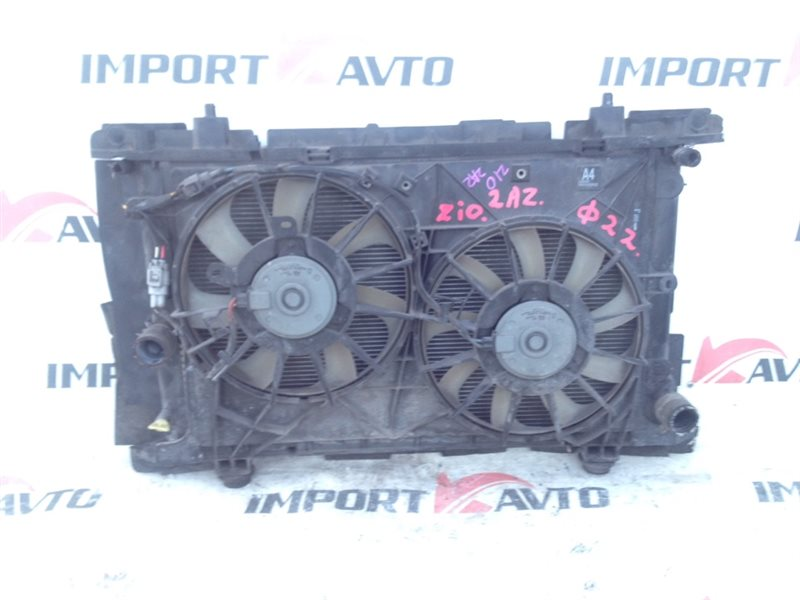 радиатор основной TOYOTA MARK X ZIO ANA10 2AZ-FE 2007-2011