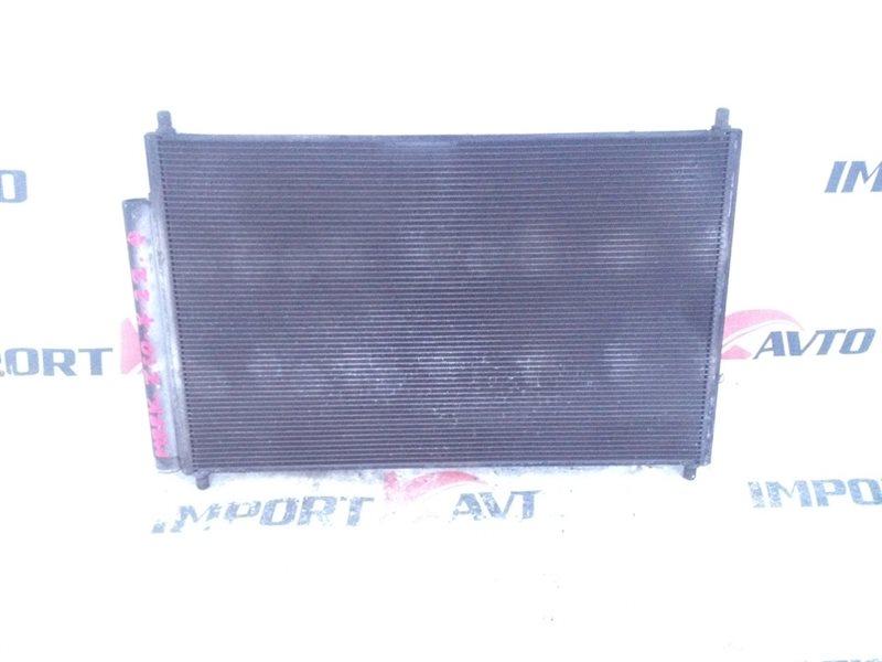 радиатор кондиционера TOYOTA MARK X ZIO ANA10 2AZ-FE 2007-2011
