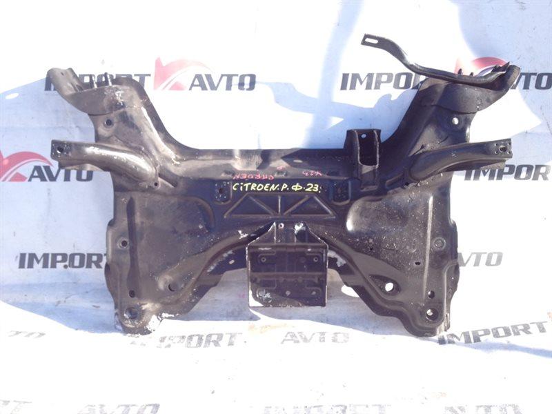 балка поперечная CITROEN C4 LC EW10A 2004-2008 передний