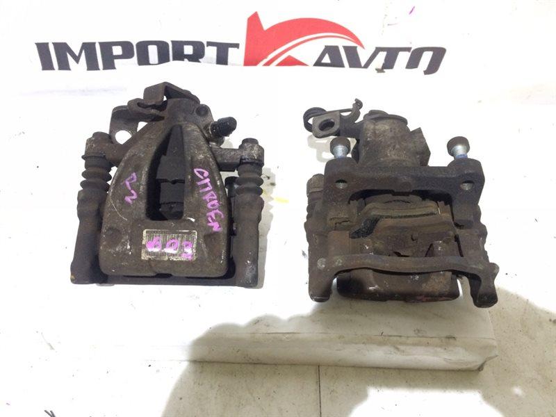 суппорт тормозной CITROEN C4 LC EW10A 2004-2008 задний правый