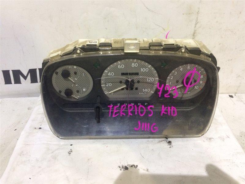 щиток приборов DAIHATSU TERIOS KID J111G EF-DET