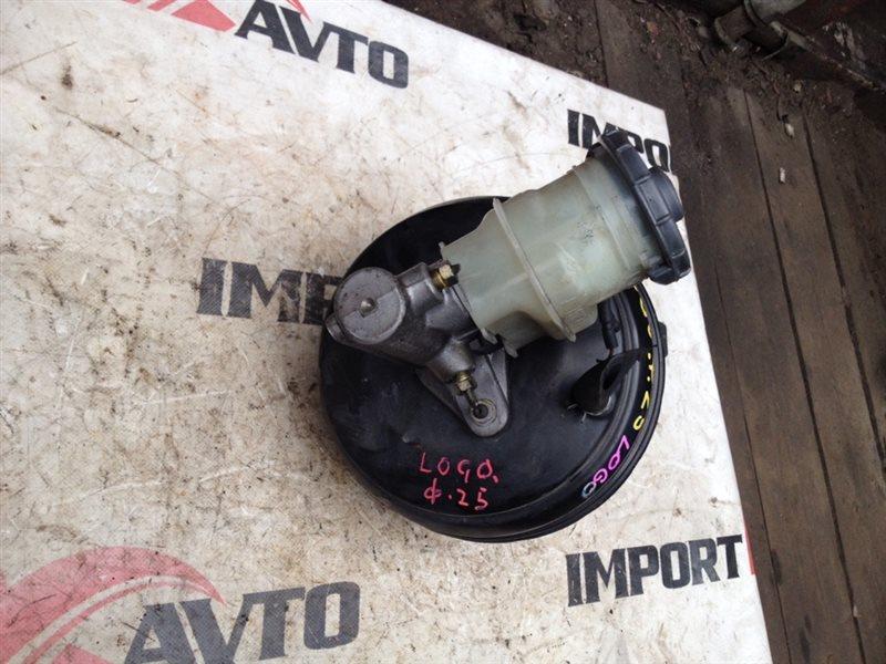 главный тормозной цилиндр HONDA LOGO GA3 D13B 1996-2001