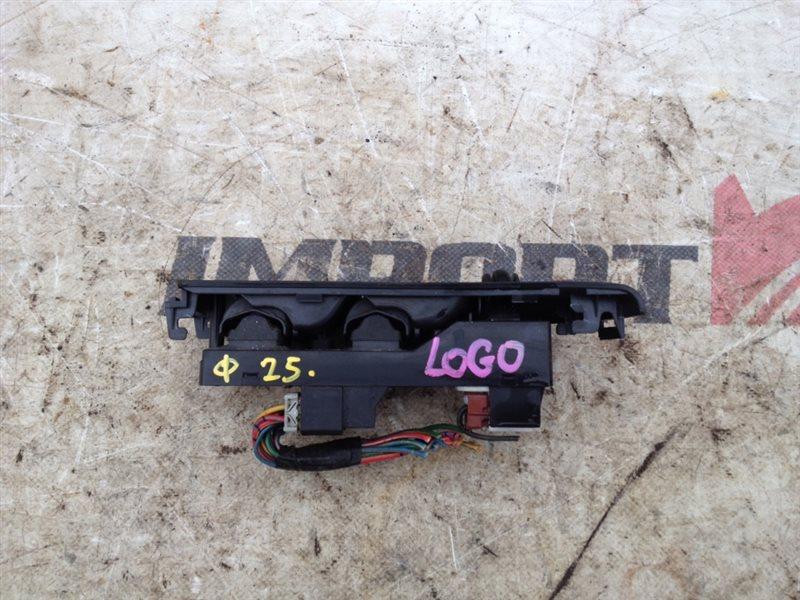 блок управления стеклоподъемниками HONDA LOGO GA3 D13B 1996-2001 передний правый