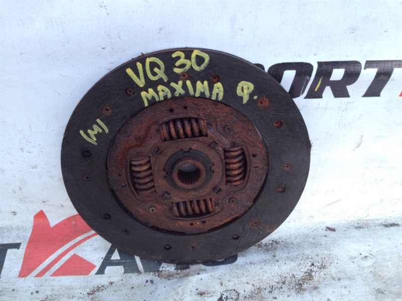 диск сцепления NISSAN MAXIMA A33 VQ30DE 2000-2006