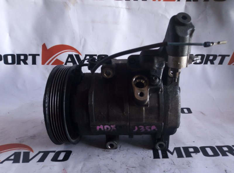 компрессор кондиционера ACURA MDX YD1 J35A 2000-2006