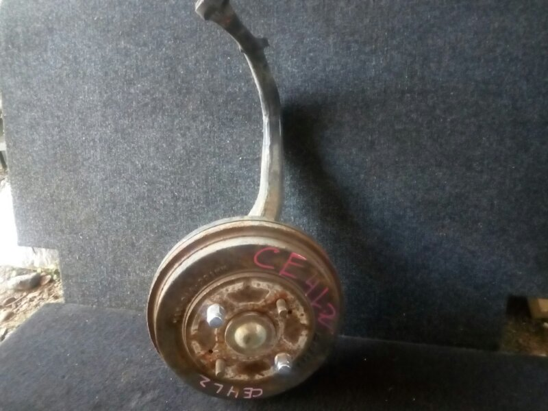 ступица HONDA ASCOT CE4 G20A 1993-1995 задний левый