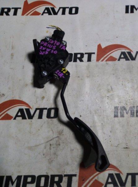 педаль газа TOYOTA PRIUS ZVW30 2ZR-FXE 2009-2015