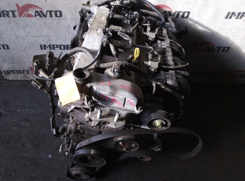 двигатель MAZDA BIANTE CCEFW LF-VD 2008-2018
