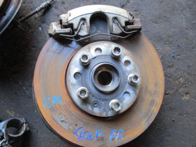 ступица VOLKSWAGEN GOLF 5K1 CAXA 2008-2013 передний правый